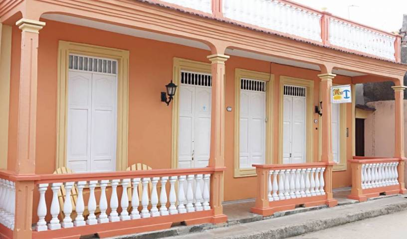 Casa La India, how to spend a holiday vacation in a hotel in Baracoa, Cuba 12 photos