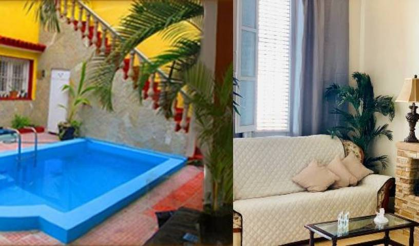 Hostal La Casona Holguin - Search available rooms for hotel and hostel reservations in Holguin, cheap hotels 12 photos