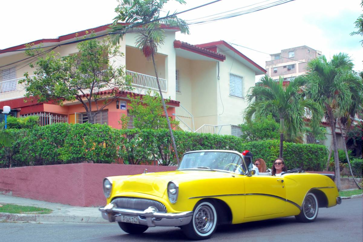 Hostal Aptofive, Alturas del Vedado, Cuba, Cuba hotels and hostels