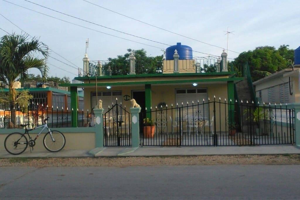 Hostal El Ingeniero, Playa Larga, Cuba, Cuba 酒店和旅馆