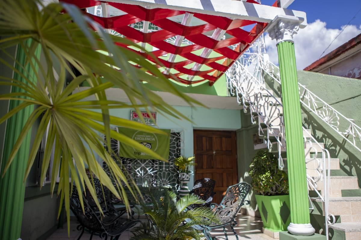 Hostal Garcia House, Cienfuegos, Cuba, Cuba отели и хостелы