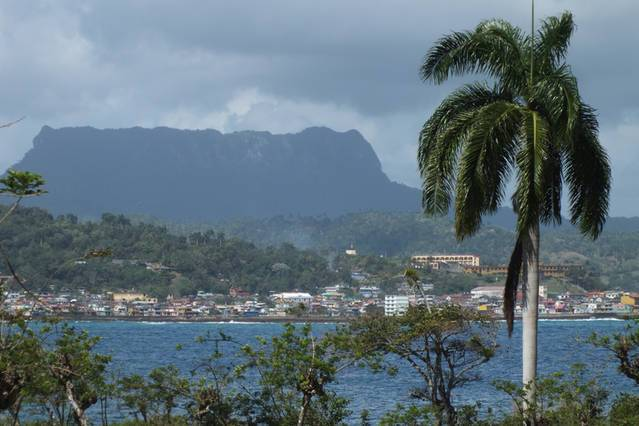 Hostal Igmar and Yennis, Baracoa, Cuba, hotels and hostels in tropical destinations in Baracoa