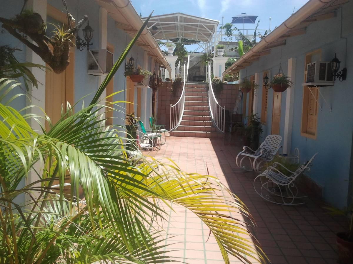 Hostal La Casona de Santa Rita, Santiago de Cuba, Cuba, Cuba hôtels et auberges