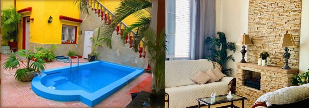 Hostal La Casona Holguin, Holguin, Cuba, Cuba hoteli in hostli