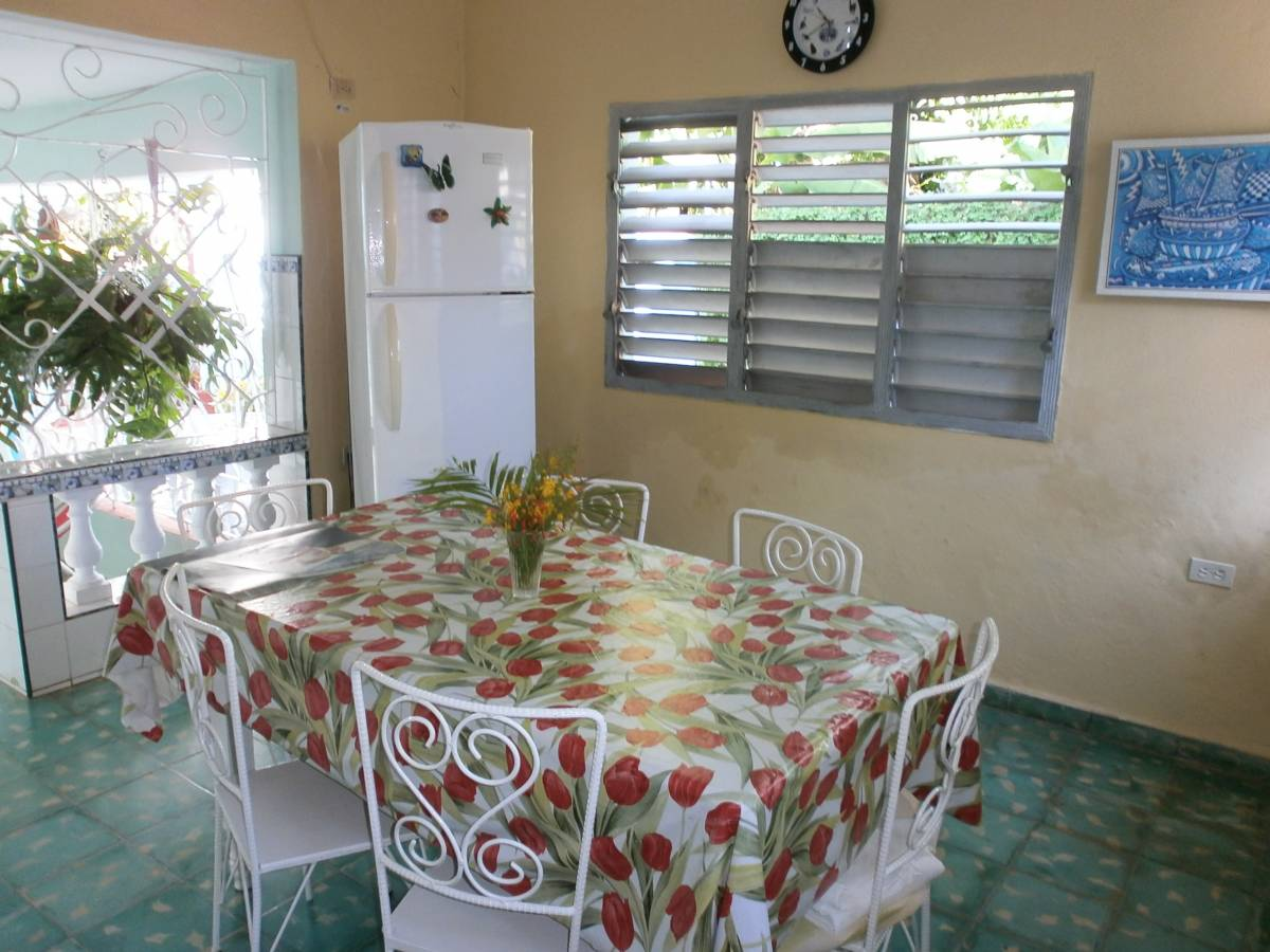 Hostal Las Arecas, La Boca, Cuba, live like a local while staying at a hotel in La Boca