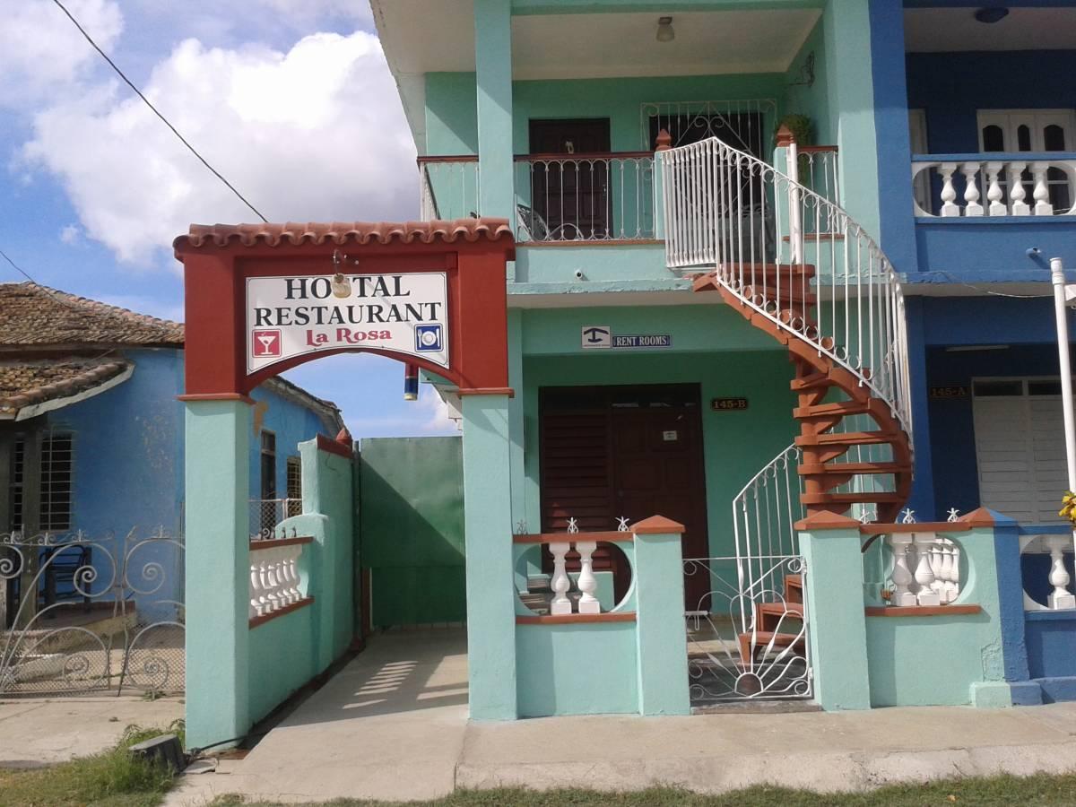 Hostal-Restaurante La Rosa, Casilda, Cuba, Cuba hostels and hotels