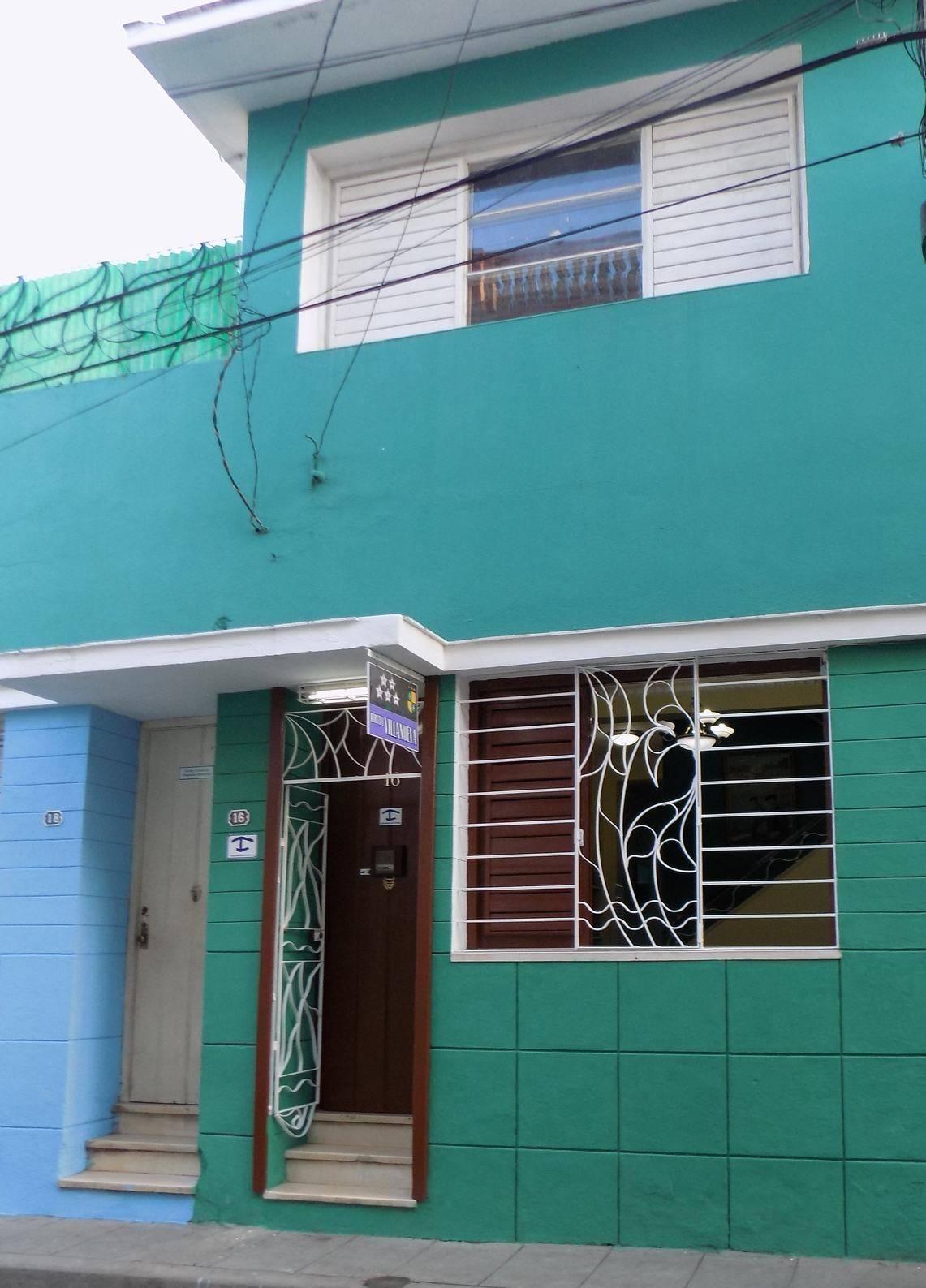 Hostal Villanueva, Santa Clara, Cuba, Cuba ξενοδοχεία και ξενώνες