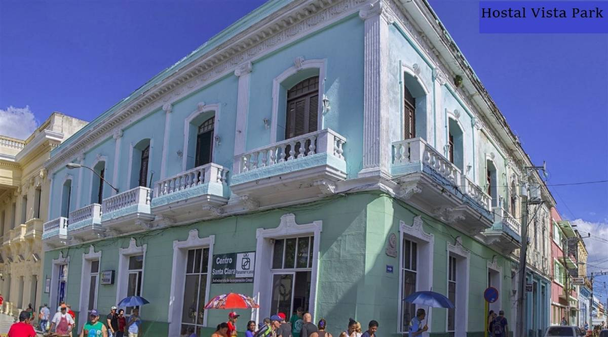 Hostal Vista Park, Santa Clara, Cuba, Cuba hotels and hostels
