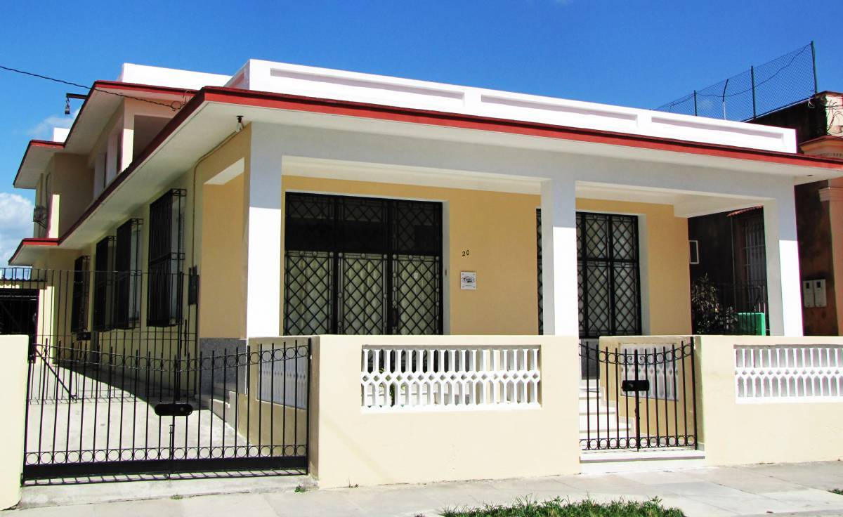 La Casa de Los Cuervo, Havana, Cuba, Cuba hotels and hostels
