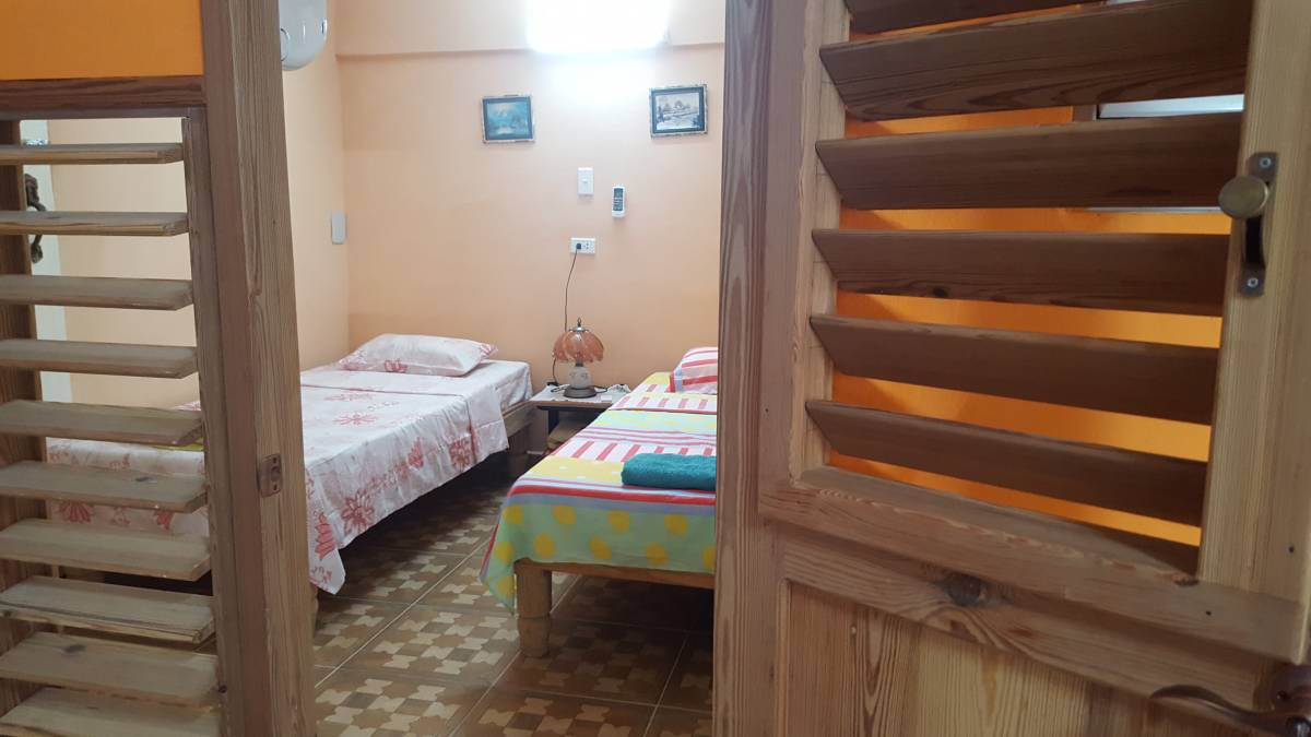 Leydis y Alexis House, Centro Habana, Cuba, Plan uw reis met Instant World Booking, lees reviews en reserveer een hotel in Centro Habana