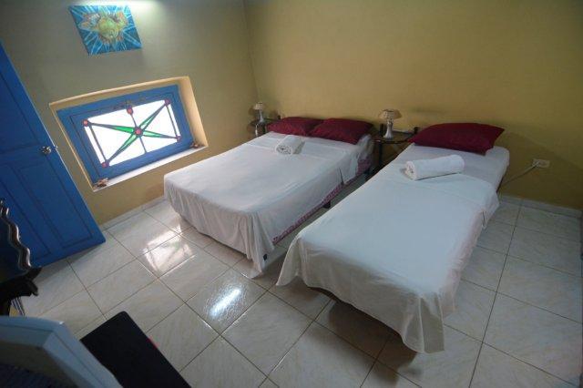 Trocadero 111 Casa Colonial de Cuba, Havana, Cuba, Vad är ett grönt hotell i Havana