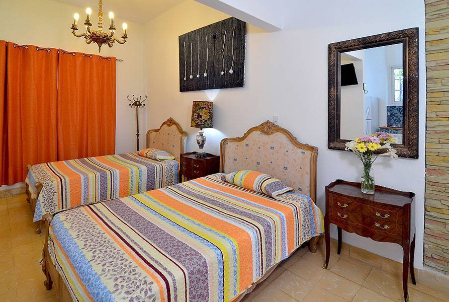 Two Beds Room, Centro Habana, Cuba, Cuba hotels and hostels