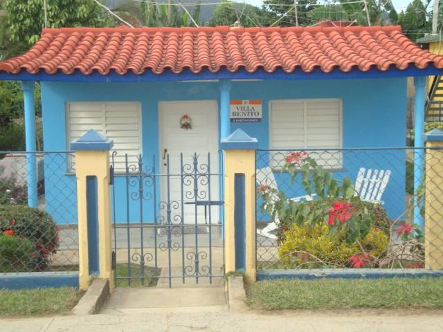 Villa Benito, Vinales, Cuba, Cuba hoteli in hostli