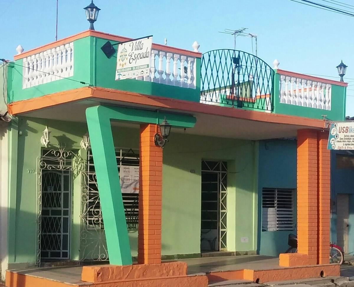 Villa Espada, Caibarien, Cuba, Cuba hotels and hostels
