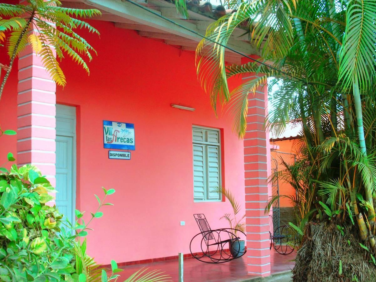 Villa Las Arecas, Vinales, Cuba, Cuba hoteles y hostales