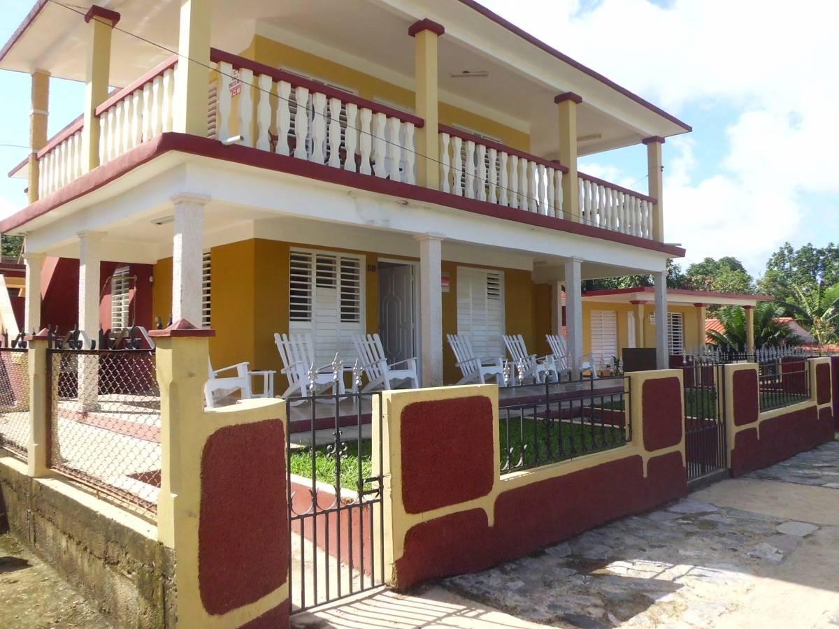 Villa Los Miranda, Vinales, Cuba, Cuba hoteli i hosteli
