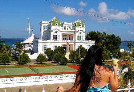 Villa Marlin, Cienfuegos, Cuba, Cuba oteller ve pansiyonlar
