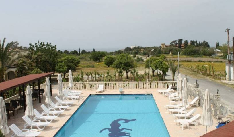 Club Alda Hotel - Search for free rooms and guaranteed low rates in Kyrenia, holiday reservations 9 photos