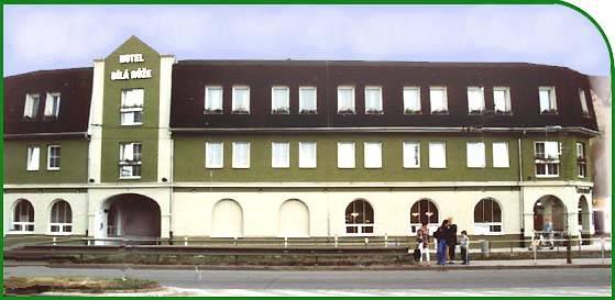 Bila Ruze Hotel, Brno, Czech Republic, Czech Republic hotels and hostels