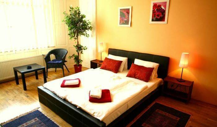 Aparthotel Wenceslas Sguare - Search available rooms for hotel and hostel reservations in Prague 11 photos