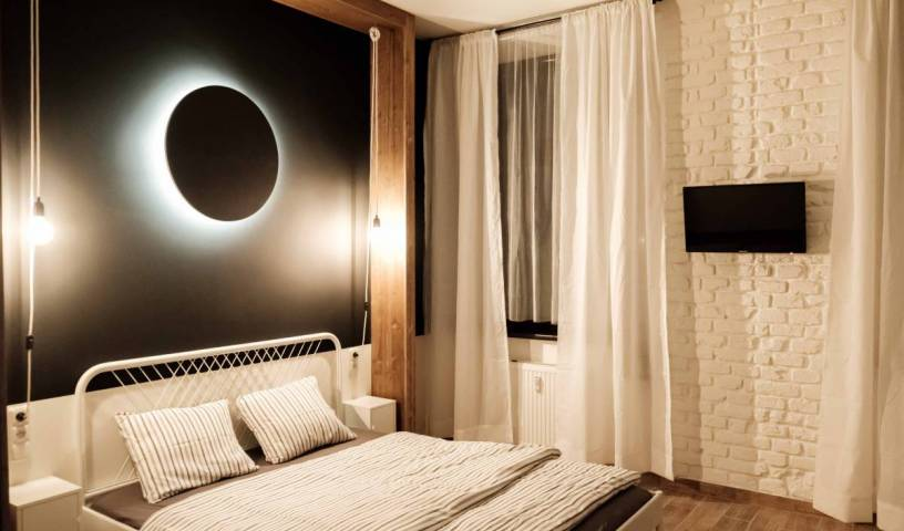 Bohem Prague Hotel - Search available rooms for hotel and hostel reservations in Smichov 12 photos