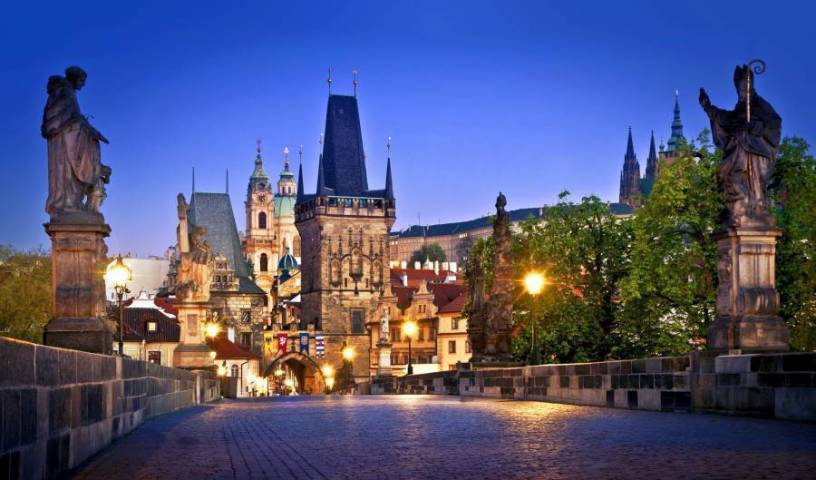 Charles Bridge International Hostel - Search for free rooms and guaranteed low rates in Prague 1 photo