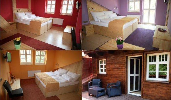 Hotel Sepetna - Get low hotel rates and check availability in Ostravice 7 photos