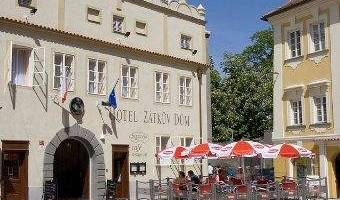 Hotel Zatkuv Dum - Search available rooms for hotel and hostel reservations in Ceske Budejovice 4 photos