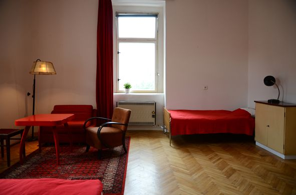 Hostel Lipa, Prague, Czech Republic, best price guarantee for hotels in Prague