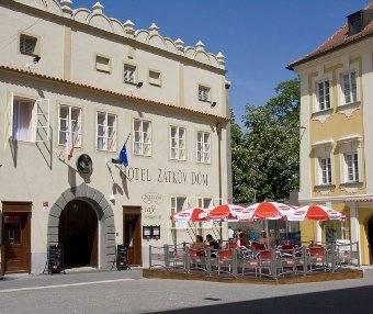 Hotel Zatkuv Dum, Ceske Budejovice, Czech Republic, Czech Republic hotels en hostels