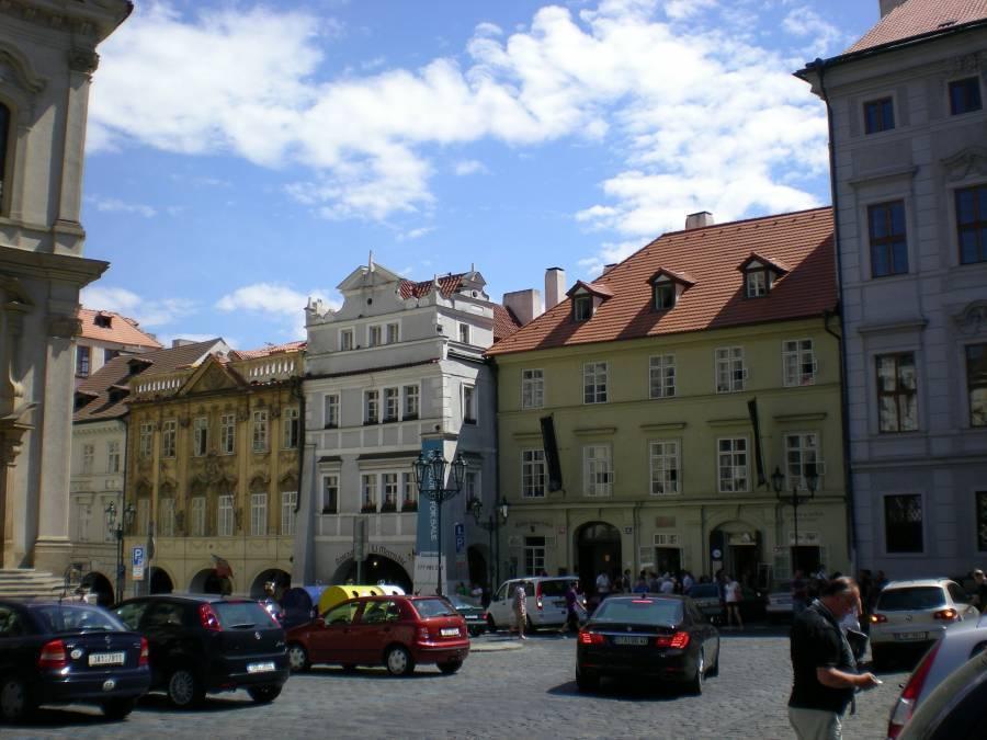 Little Town Hotel, Prague, Czech Republic, Czech Republic hotels and hostels