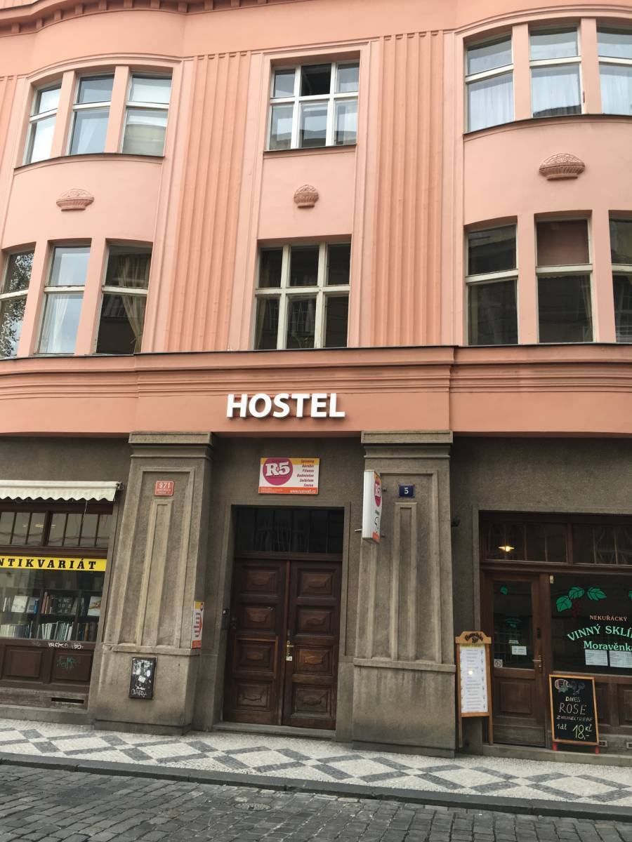 Rosemary Hostel, Prague, Czech Republic, Czech Republic hoteli in hostli