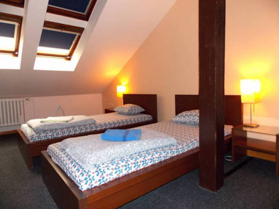 Sokolska Youth Hostel, Prague, Czech Republic, find adventures nearby or in faraway places, book your hotel now in Prague