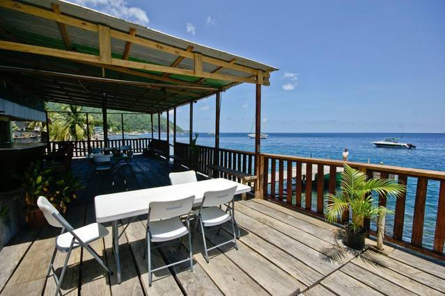 Sea World Guest House, Roseau, Dominica, Dominica 호텔 및 호스텔