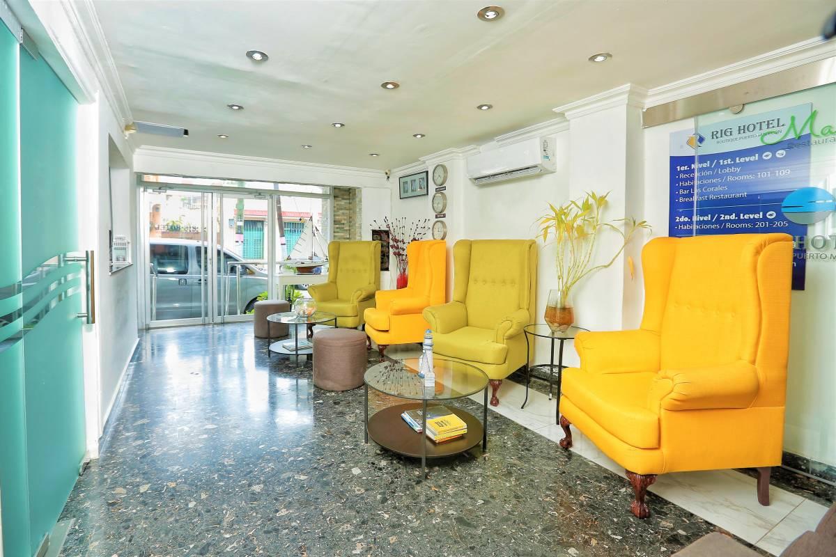 Hotel Boutique Puerto Malecon, Ciudad Nueva, Dominican Republic, your best choice for comparing prices and booking a hostel in Ciudad Nueva
