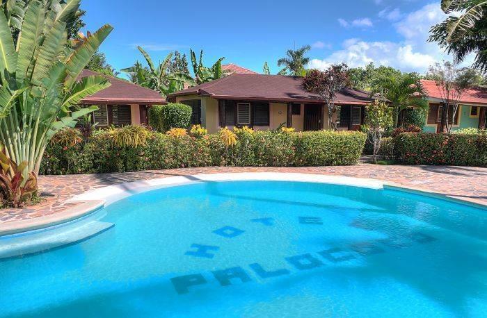 Hotel Palococo, Las Terrenas, Dominican Republic, Dominican Republic hostels and hotels