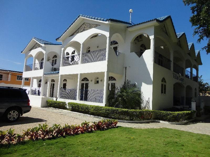 Hotel Villa Capri and Spa, Boca Chica, Dominican Republic, Dominican Republic hostels and hotels