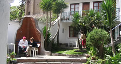 Auberge Inn, Quito, Ecuador, traveler rewards in Quito