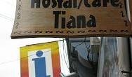 Hostal Cafe Tiana, small hotels and hotels of all sizes 8 photos