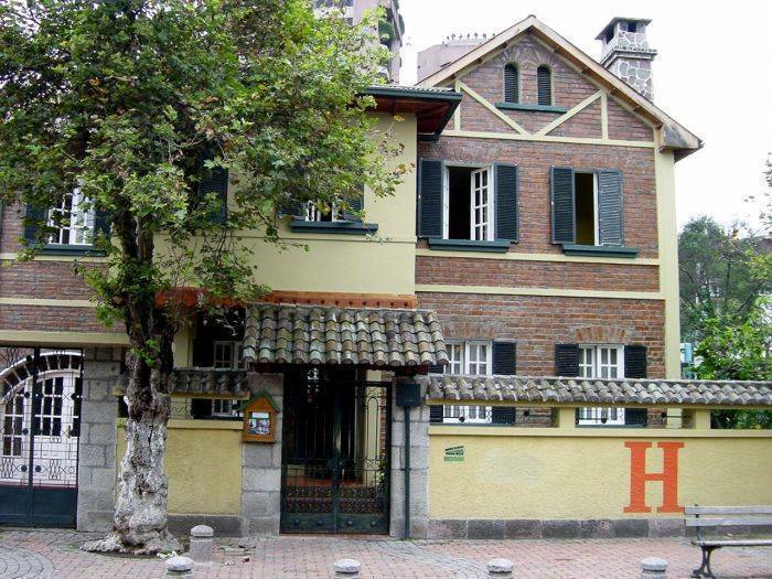 Hotel Cayman, Quito, Ecuador, international backpacking and backpackers hostels in Quito