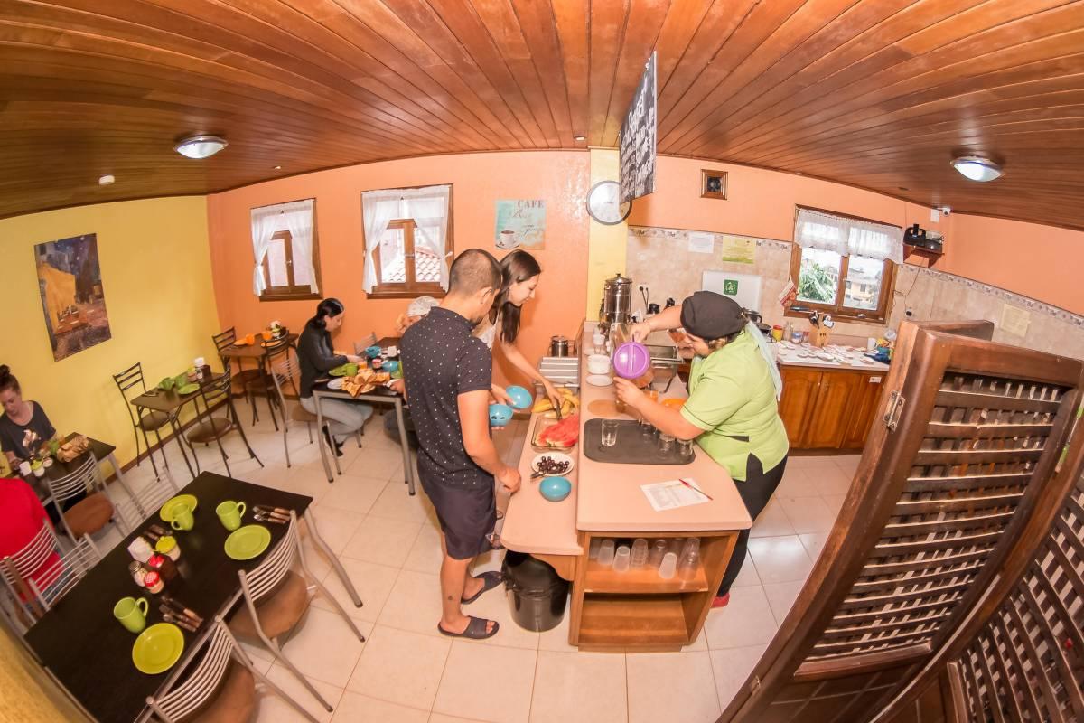 La Casa del Molino Blanco Bedandbreakfas, Banos, Ecuador, Ecuador hotels and hostels
