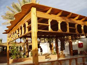 Bishbishi Garden Village, Dahab, Egypt, Egypt hotels and hostels