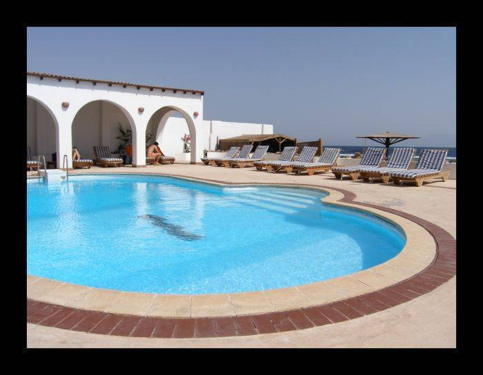 Blue Beach Club, Dahab, Egypt, Egypt hotels and hostels