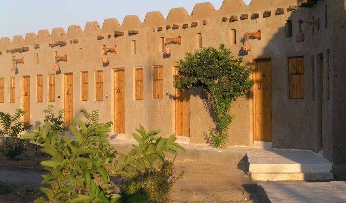 Desert Rose Eco Lodge - Search for free rooms and guaranteed low rates in Badahl 15 photos