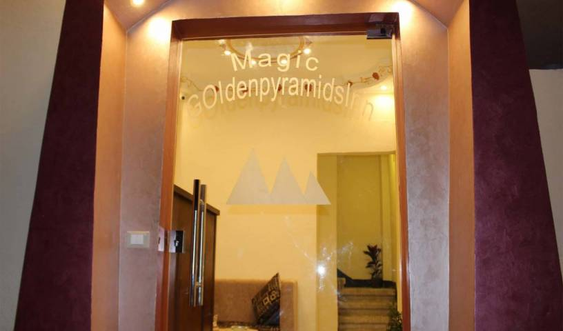 Magic Golden Pyramids Inn 18 photos