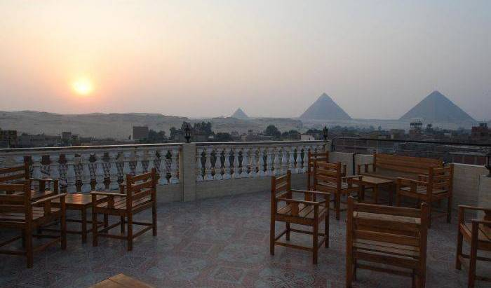 Pyramids Inn Motel - Search available rooms for hotel and hostel reservations in Cairo 10 photos