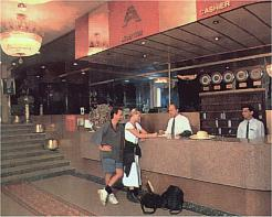 Indiana Hotel, Cairo, Egypt, instant online reservations in Cairo