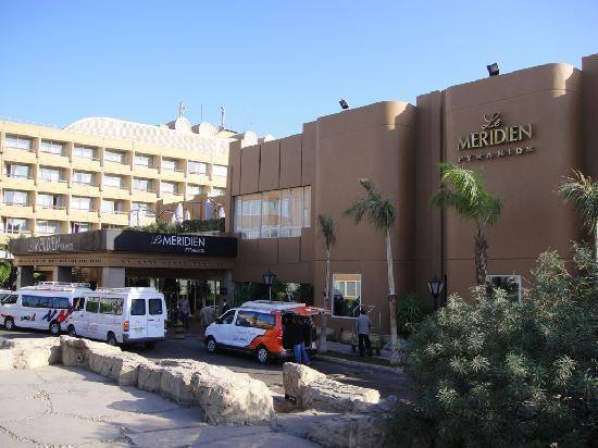 Le Meridien Pyramids Hotel, Cairo, Egypt, Egypt hotels and hostels