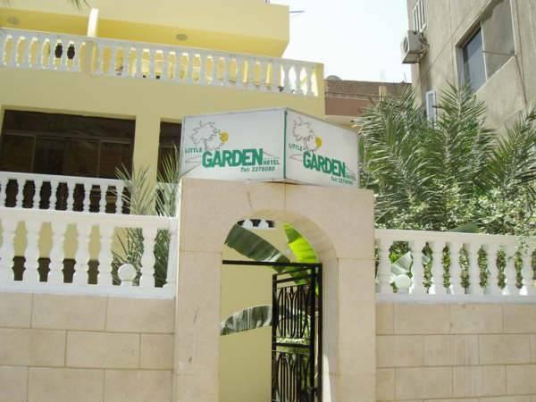 Little Garden Hotel, Luxor, Egypt, Egypt hostels and hotels