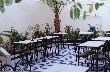 Little Garden Hotel, Luxor, Egypt, how to select a hostel and where to eat in Luxor